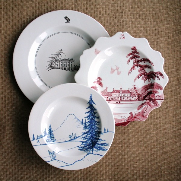 Three Plates for Custom Clients